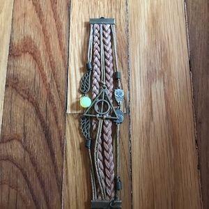 3/$20 Harry Potter Bracelet
